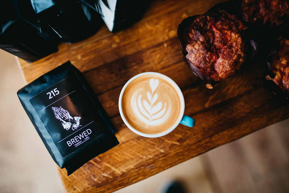 the, independent, brighton, and, hove, coffee, guide, 2019, sussex, brewed, roasters, lewes, road, food, drink, guide, latte, art, sam, luck, photography