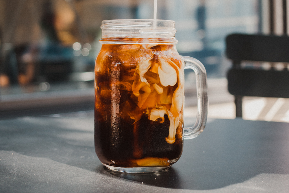 iced, coffee, cold, brew, drip, filter, pourover, caffeine, ice, brighton, hove, speciality, artisan, 2018