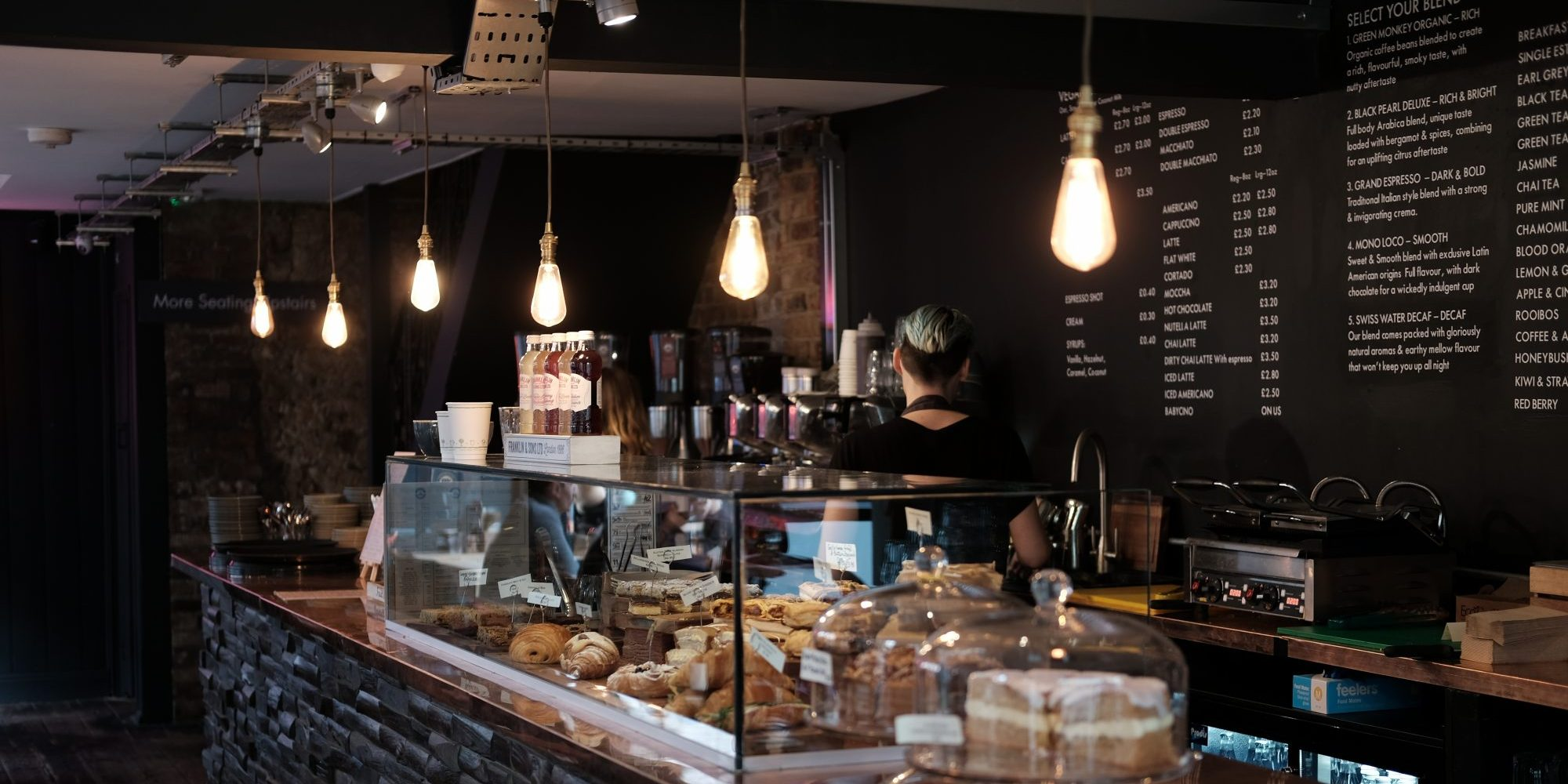 Trading Post Coffee Roasters (Kensington Gardens)