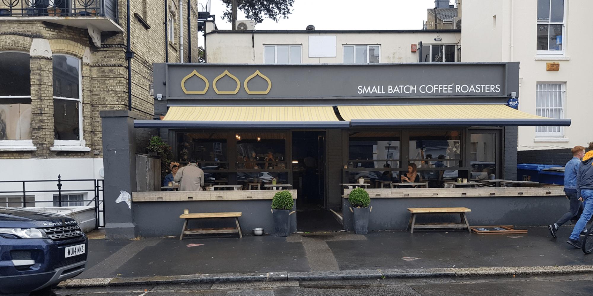 Small Batch Coffee (Wilbury Road)