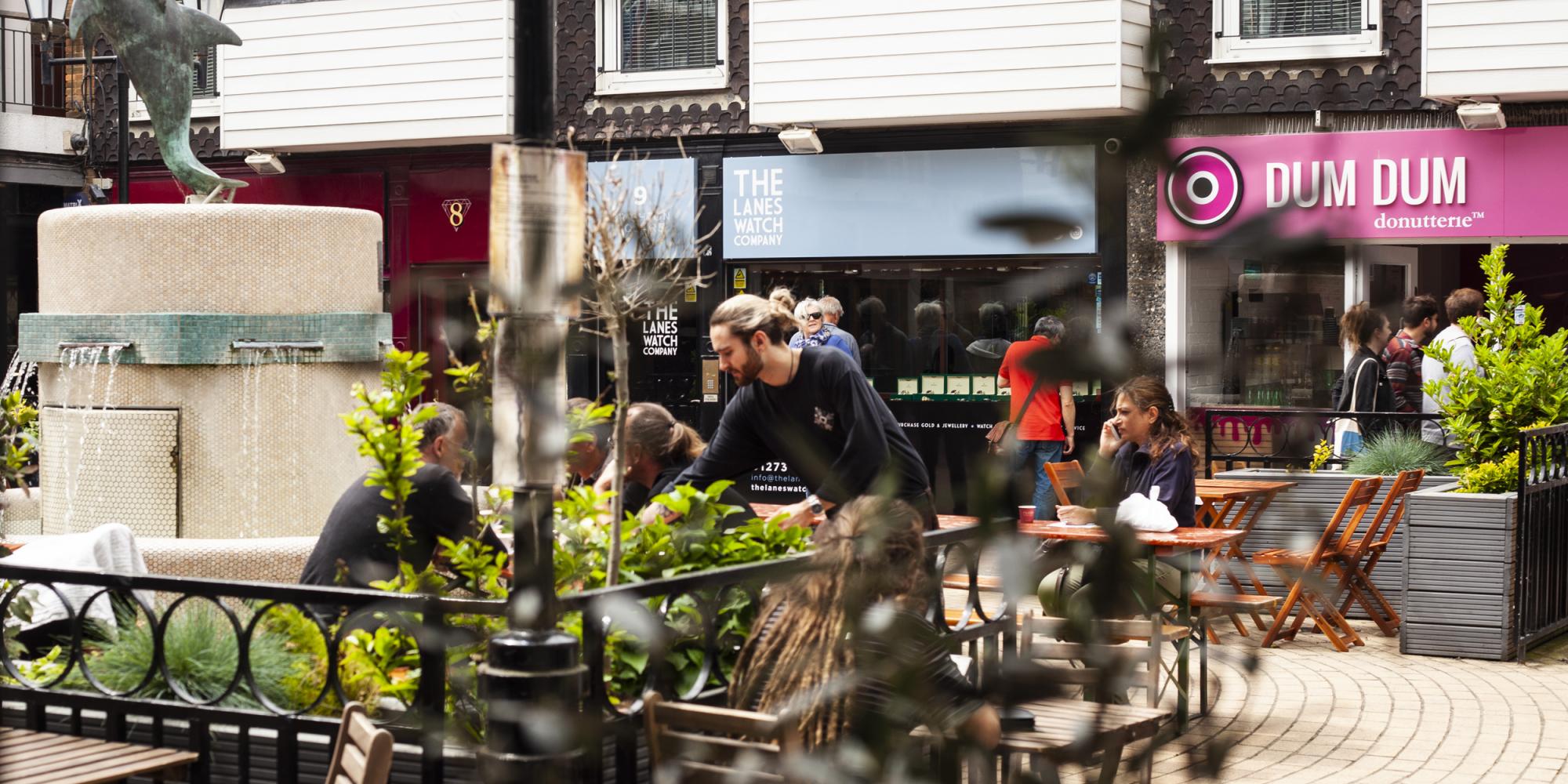 Coffee Community: The Plant Room