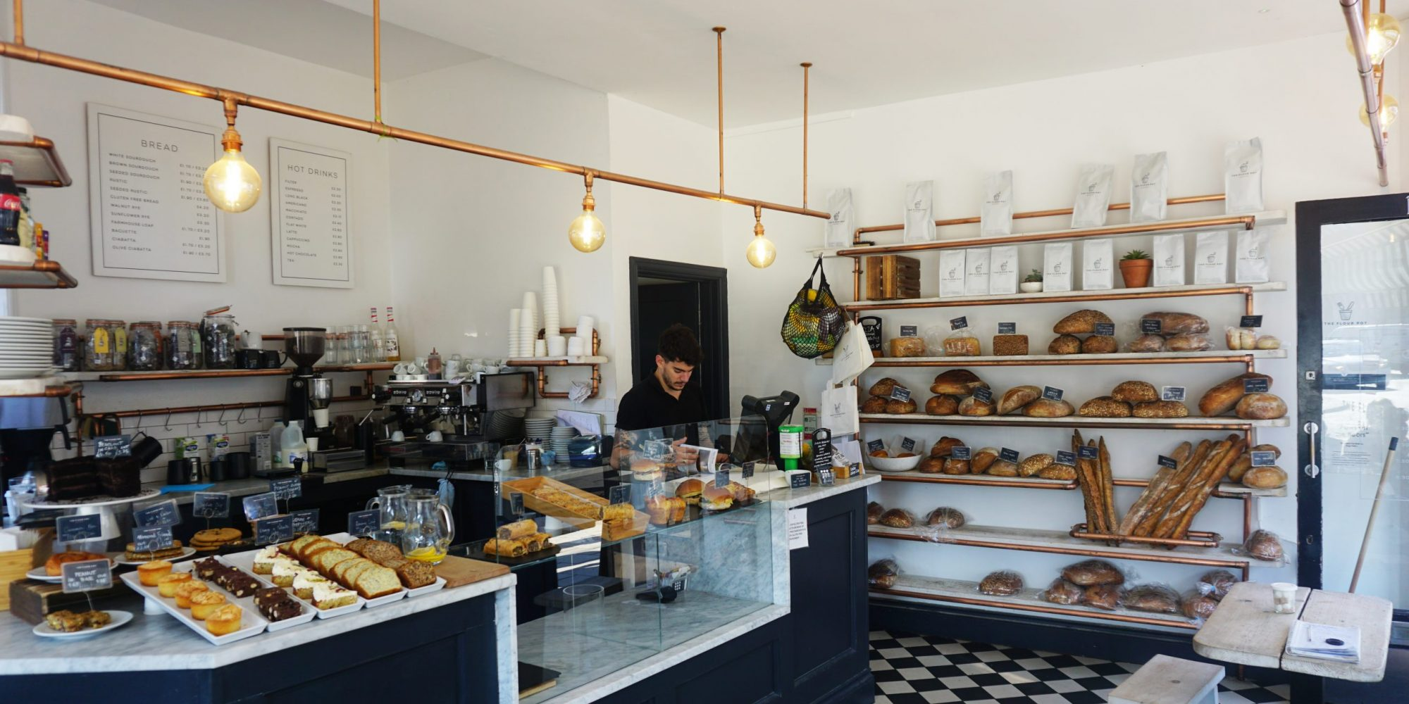 The Flour Pot Bakery (Seven Dials)