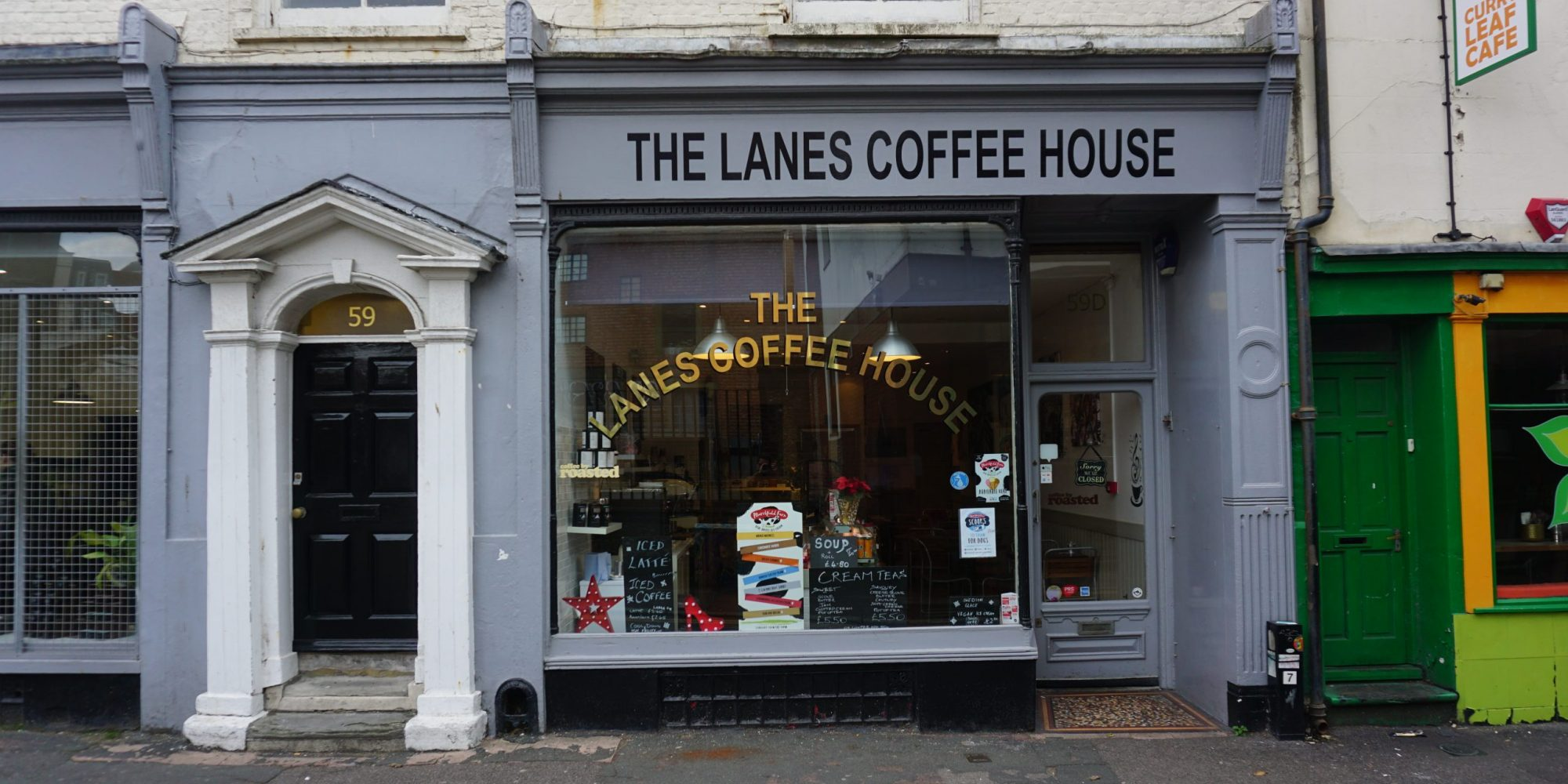 The Lanes Coffee House