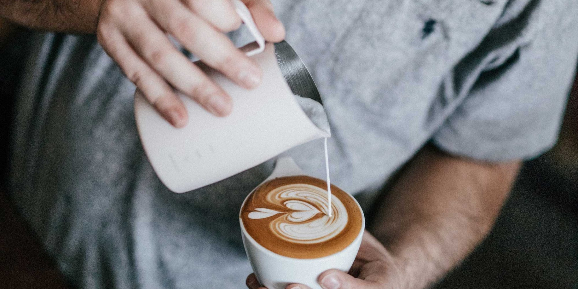 Getting to grips with: Latte Art