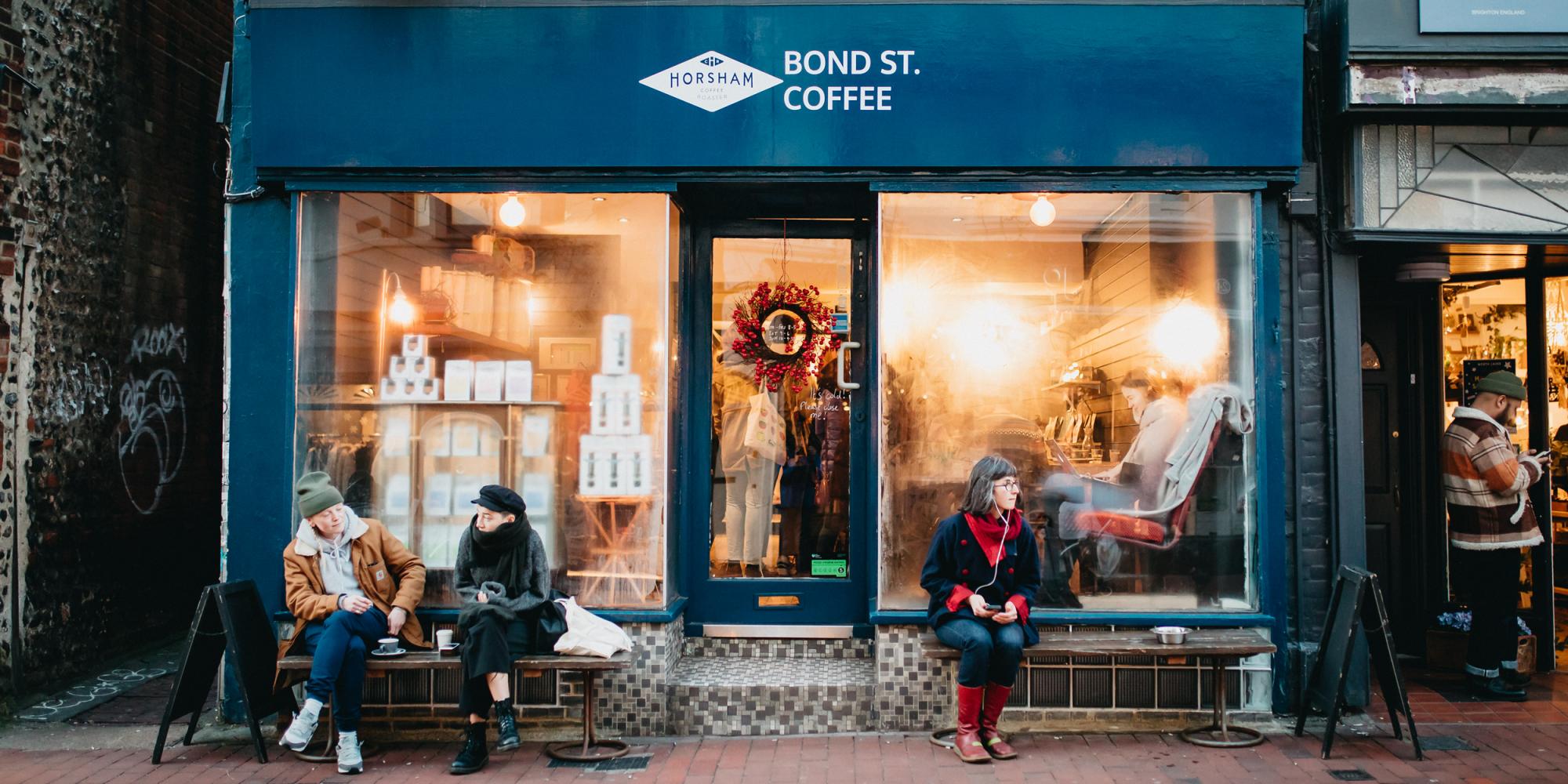 Bond St. Coffee