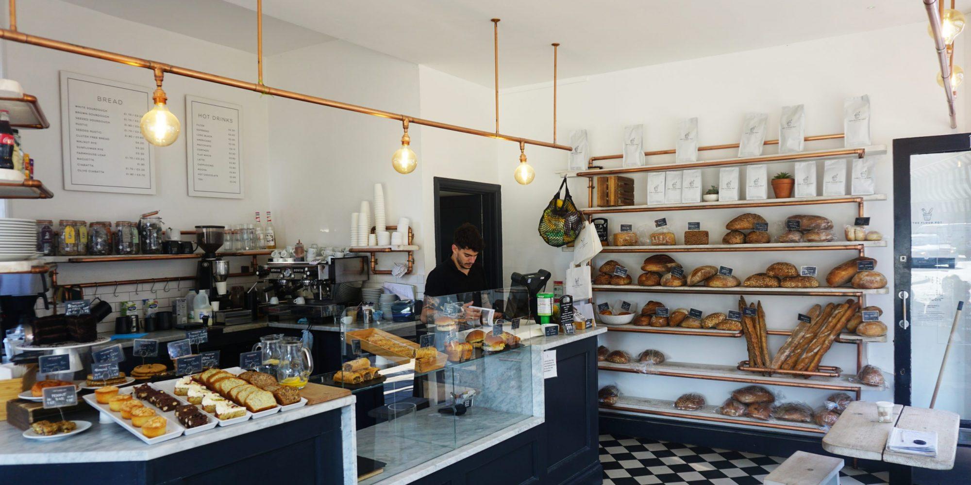The Flour Pot Bakery (Seven Dials)