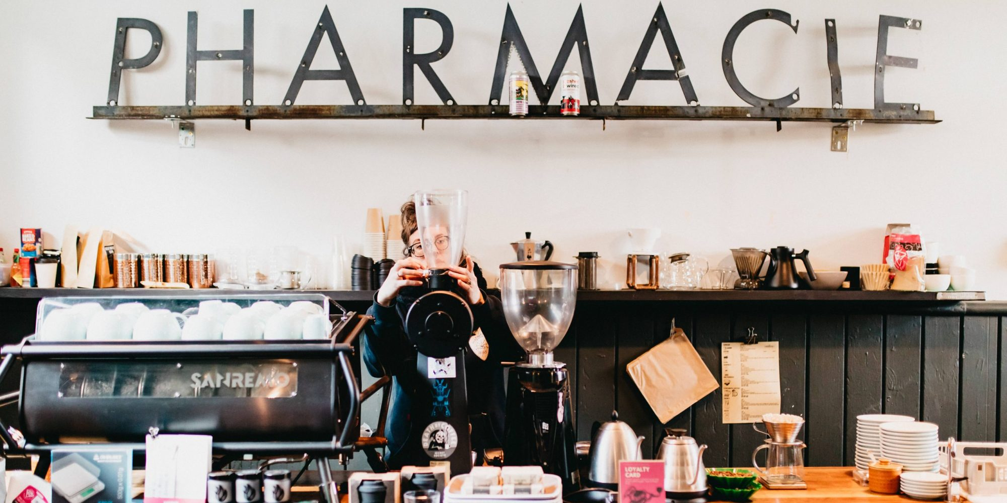 Pharmacie Coffee Roasters