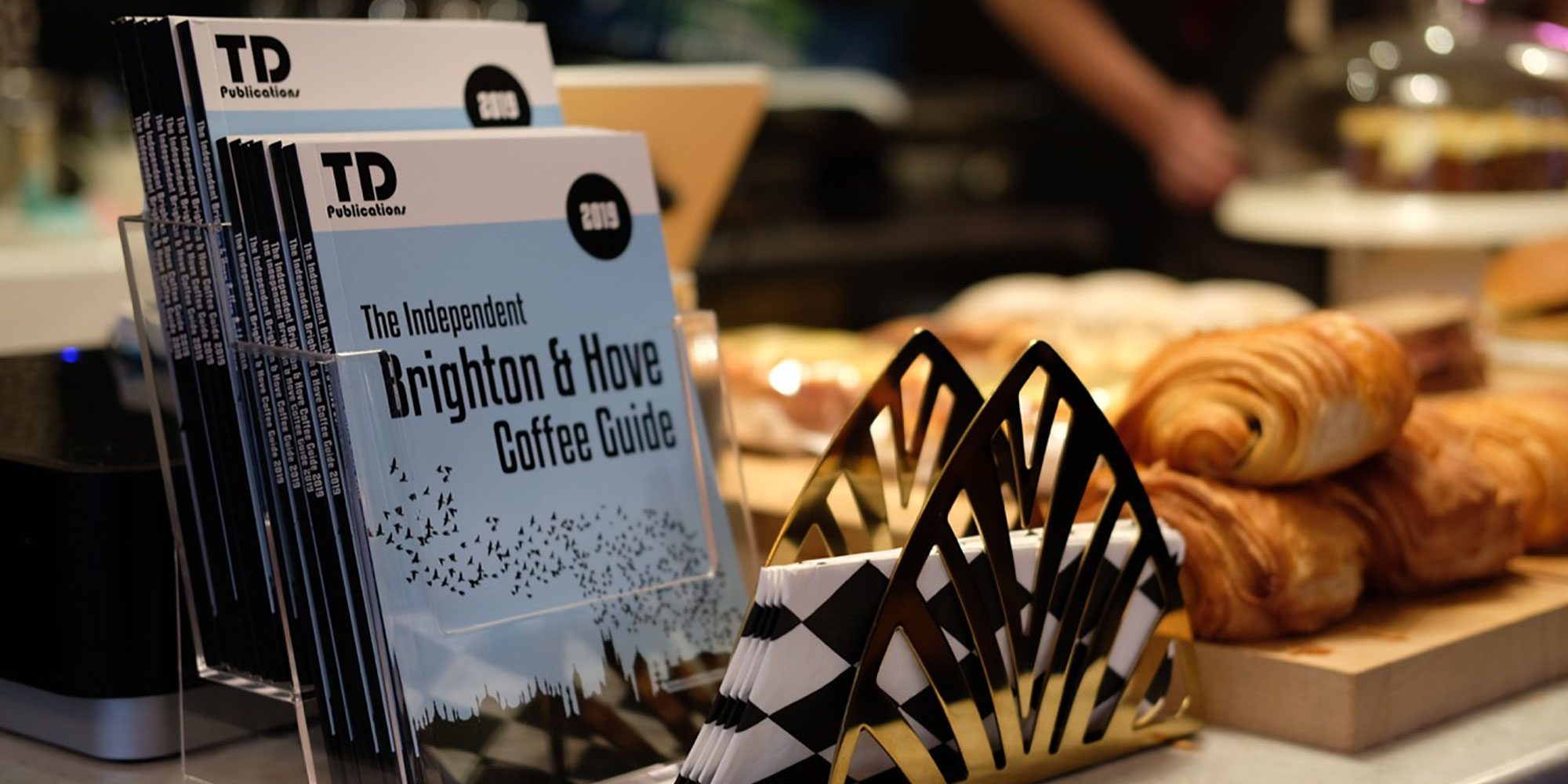 The Independent Brighton & Hove Coffee Guide