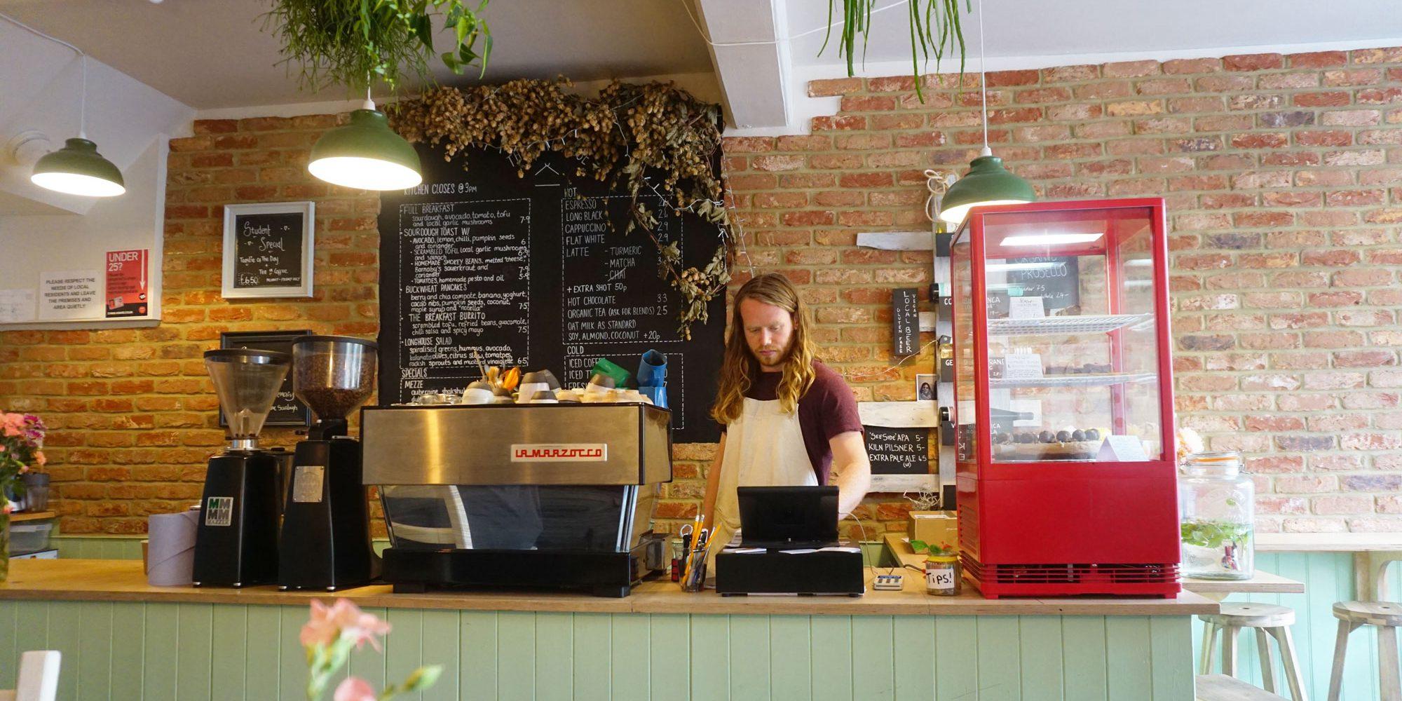 The Longhouse Cafe