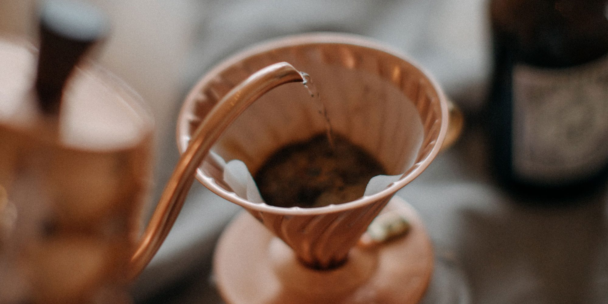 Water Filtration in Coffee