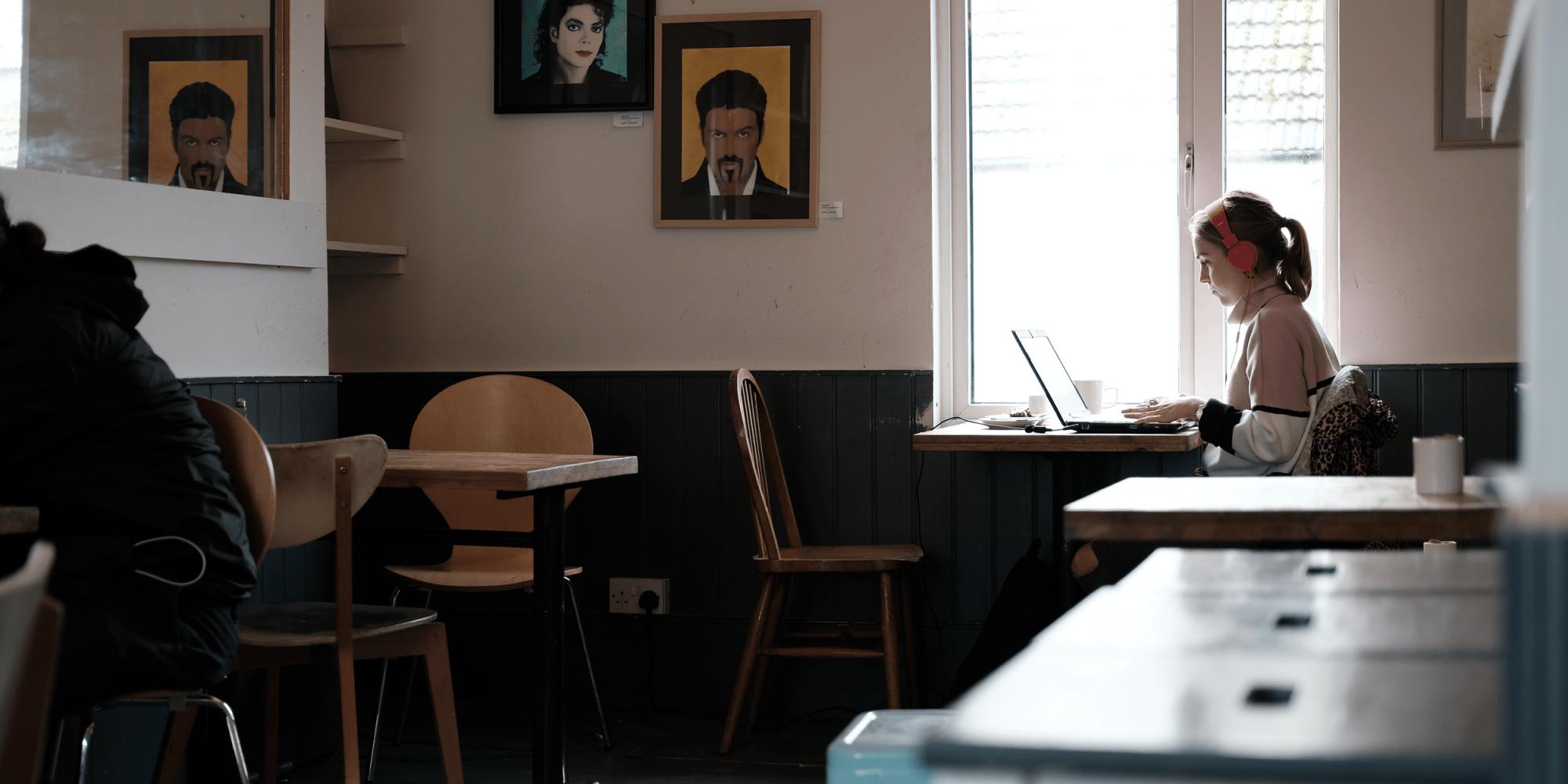 Jolliffes Coffee Shop